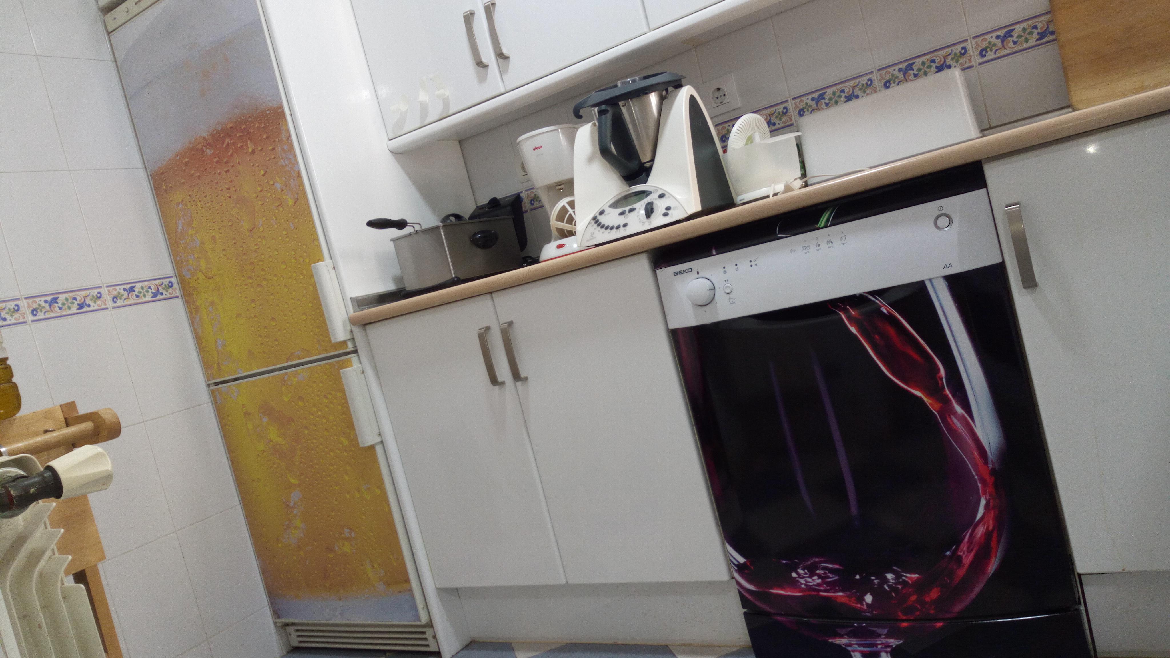 cocina de soltero
